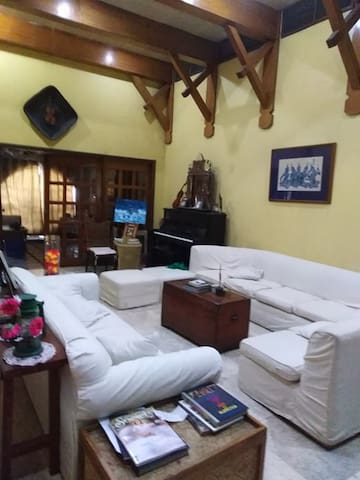 The main living room.