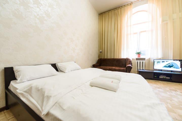 Уютная квартира в центре Киева