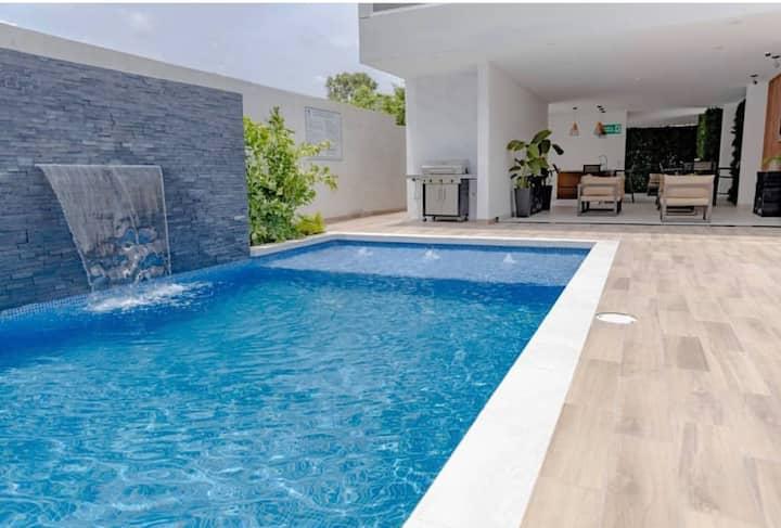 Moderno y lujoso condominio en zona exclusiva