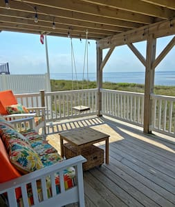 Stunning New Bay Front Apartment-Close to Cape May
