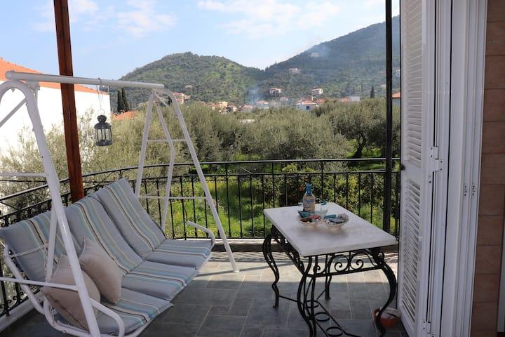 Olive Tree Garden House