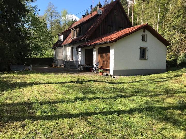 Landhaus Schwäbischer Wald