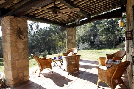 Beautiful rustic house, Saguer (020221-62) - Castell-Platja d'Aro