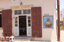 Village coffeehouse