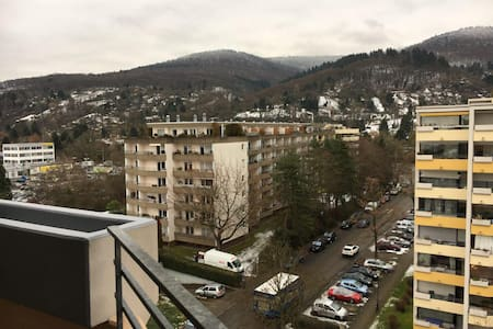 Cozy apartment near CityCenter with beautiful view - Heidelberg