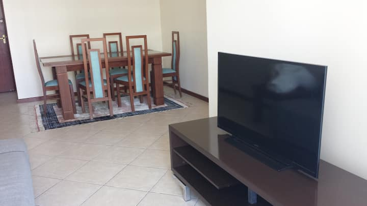 Excellent apartment 400 meters from the beach