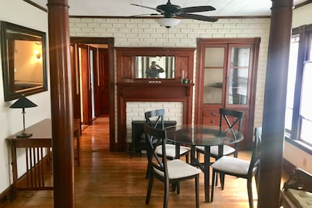 Portland ME 2 Bedroom Private Apt Cool, Convenient