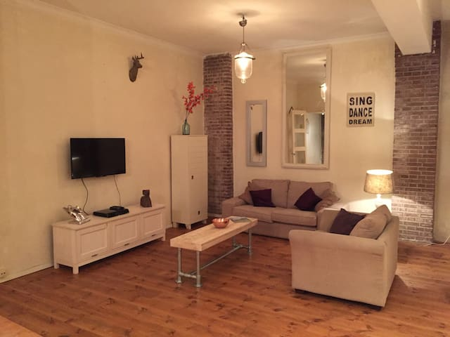 Luxurious apartment near Dam Square - Amsterdam - Leilighet