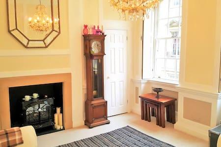 Superb Grade I Listed central Georgian apartment! - Bath - Lejlighed