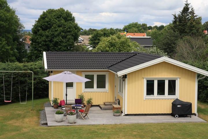 Beach house south of Gothenburg