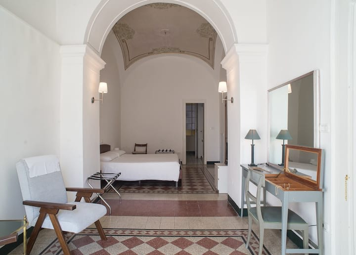 Home47 B&B - Suite Roma