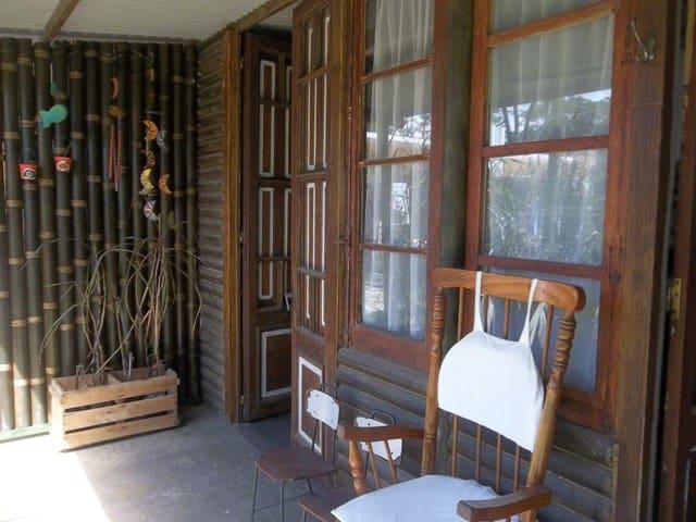 Casa Bambú en Anaconda La Paloma - La Paloma - Cottage
