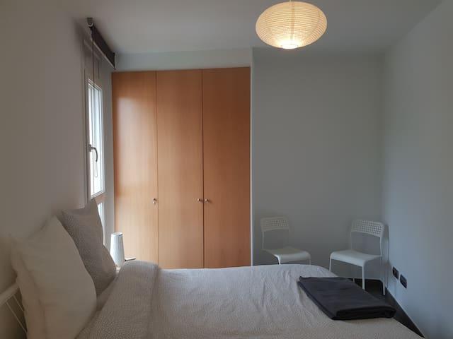 Chambre 1 avec salle de bain