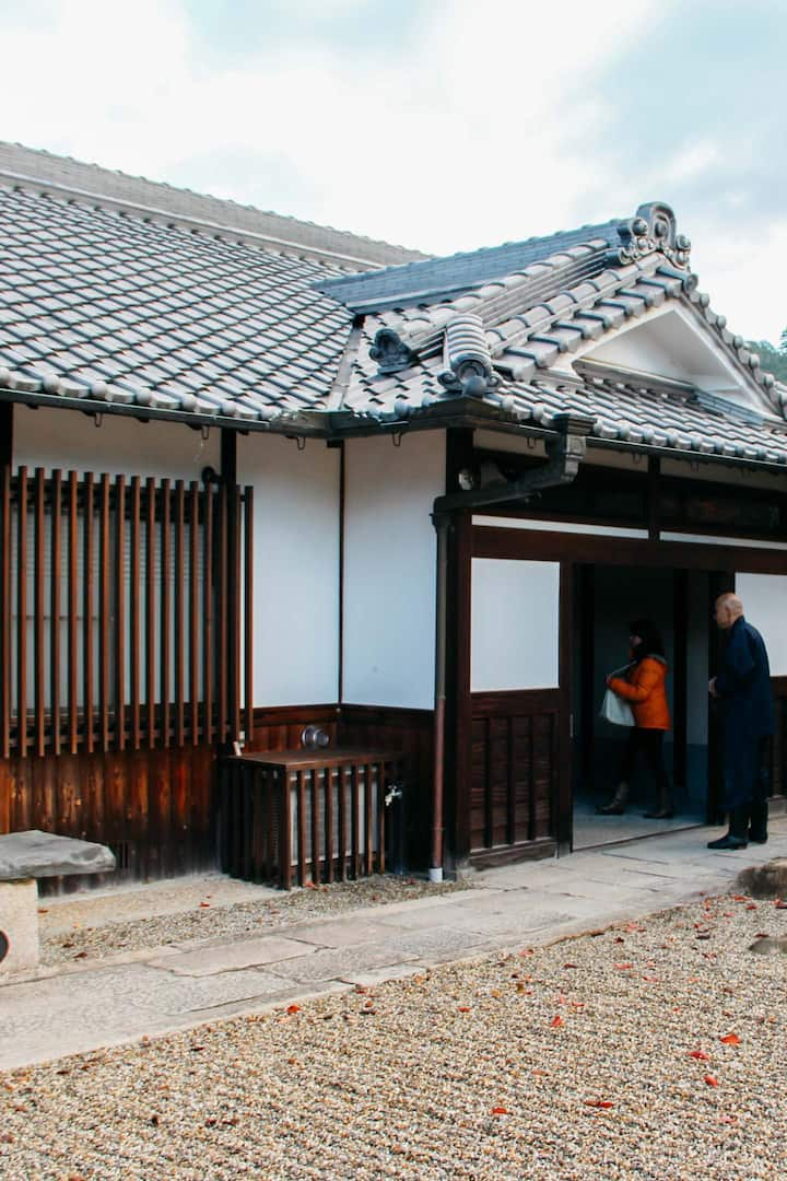ascetic hall of Fuku-in temple