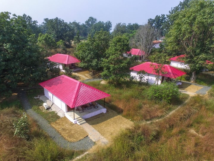 Camp Dev Vilas- A wildlife Lodge at Kanha