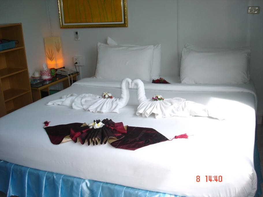 Deluxe room monthly rental in patong