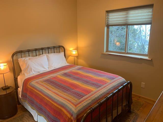 Upstairs bedroom- Summer Room