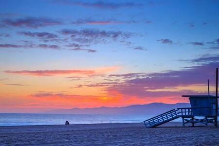 Playa Vista 1br/1.5ba - Los Angeles - Byt