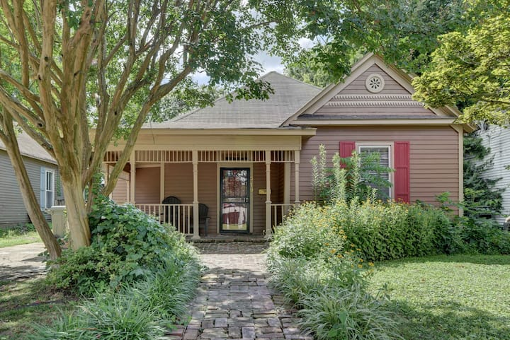 Midtown Charm walkable to Overton Square