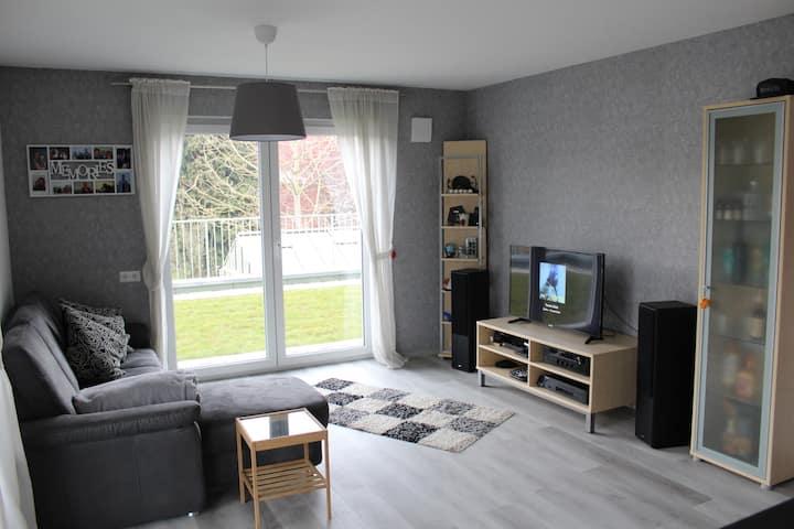 AA Apartment Abstatt EG 90 m² Nähe Heilbronn