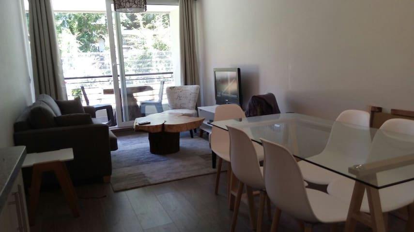 Departamento nuevo 4  pasajeros en Pucon - Pucón - Apartamento