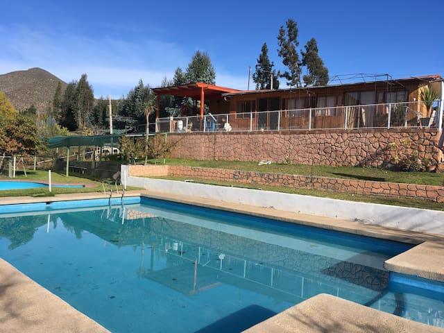 Cabaña Valle de Elqui,  El Hinojal