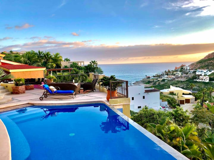 ★Mexican Villa♥VIEWS≅ @ RCC I Next Palmilla beach