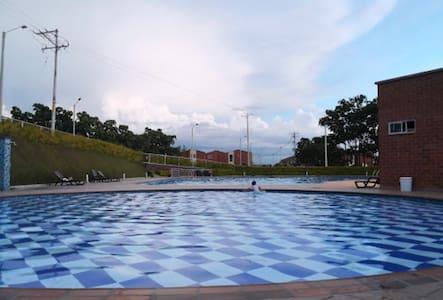Habitación en luxury condominio Piscina/ gym/