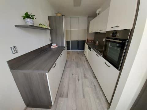Celá nemovitost: byt (plně vybavený) • Týn nad Vltavou
