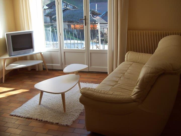 Maison de hameau Crêts-en-Belledonne 70 m² calme
