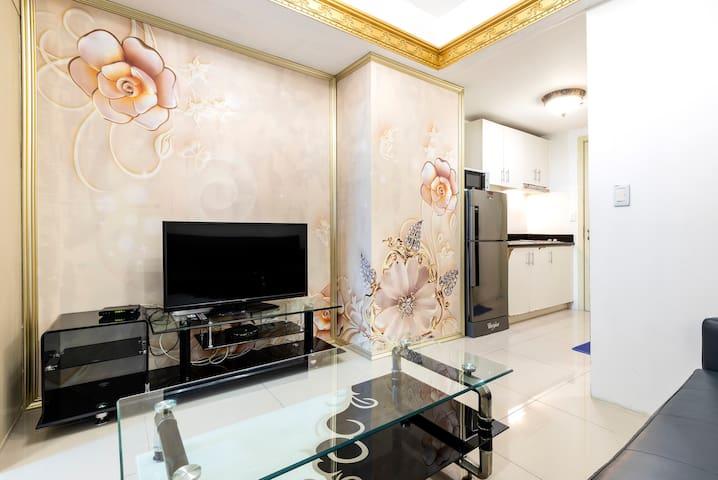 Jazz Hotel(38) Suite Apartment Makati-Wifi