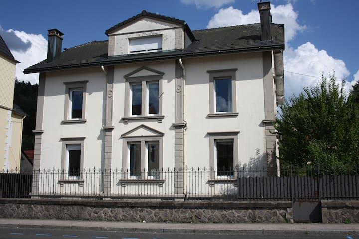 Chez Géraldine & Jean-Yves - Le Thillot - House