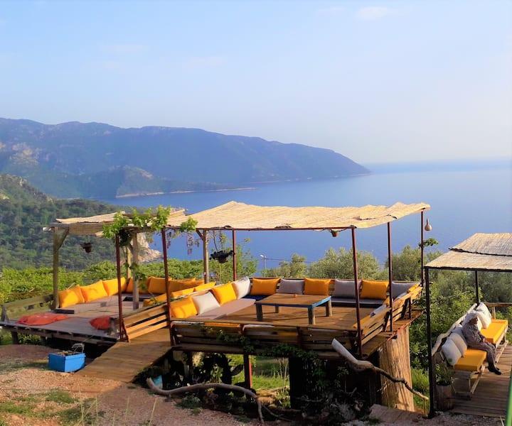 Bağ Camp Kabak-Çadır Alanı-Yemeksiz Fiyat
