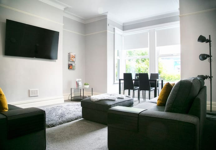 Valley Gardens Harrogate, spacious 1 bedroom apt