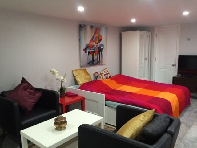 15 Minutes from Central Park - Studio apartment