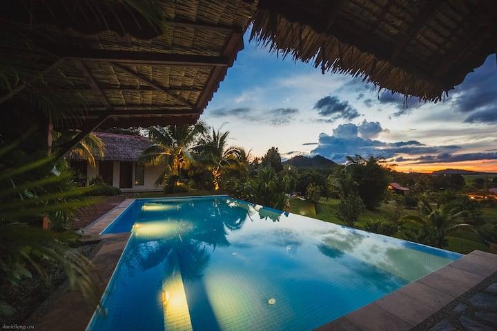 Alamanda Minang Villa - Amazing View
