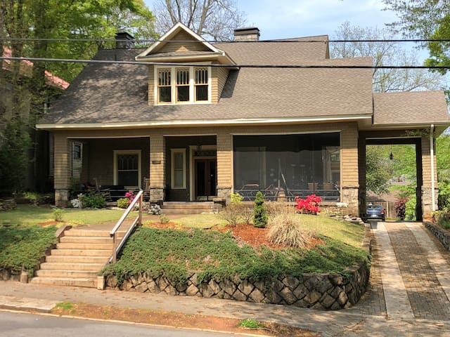 #4, Total Private Apt Beautiful House Candler Park