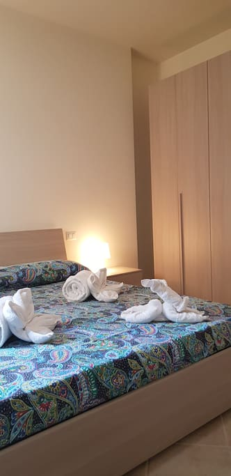 Camera con letto matrimoniale/Double Room
