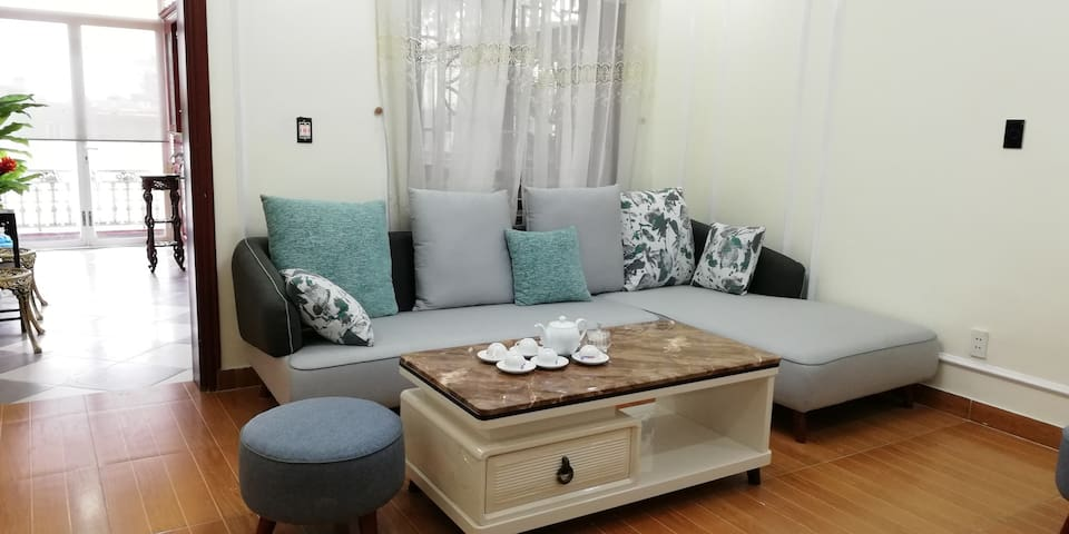 New Apartment for rent on Van Cao Street