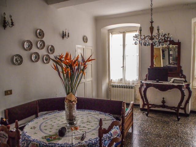 Holidays Apartment Camogli Liguria - Camogli - Lägenhet