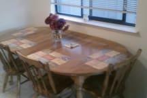 Quiet room in Fort Bragg