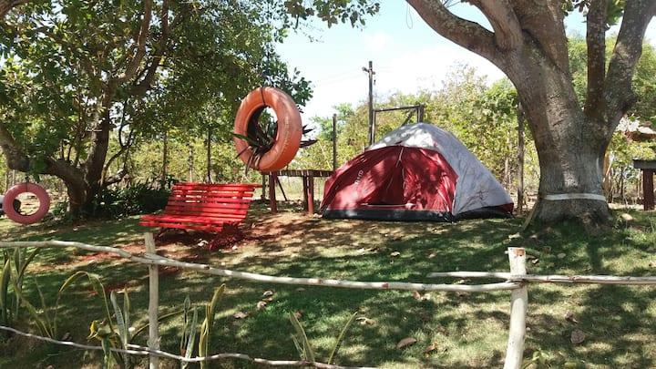 Camping Vista da Natureza