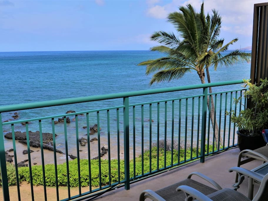 Lanai Balcony view