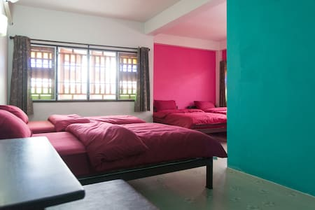 The Corner Inn 2 (4 beds, Type:L) - Chiang Mai - Apartment