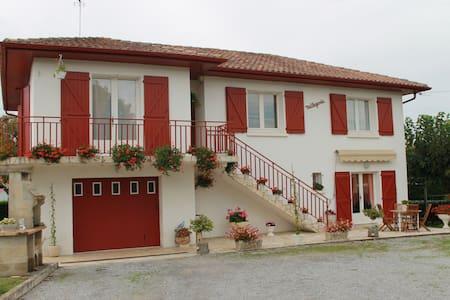 Gite T3 au Pays Basque entre mer et montagne - Aïcirits-Camou-Suhast - 公寓