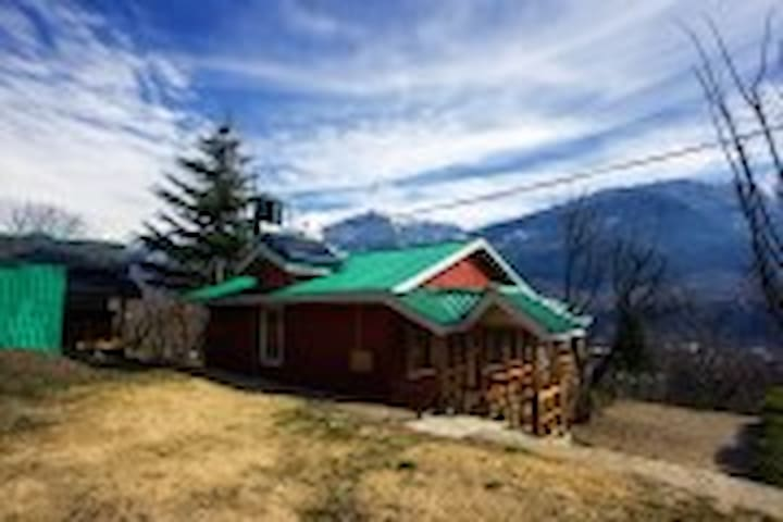 Himalayan Serenity - District Kullu - House