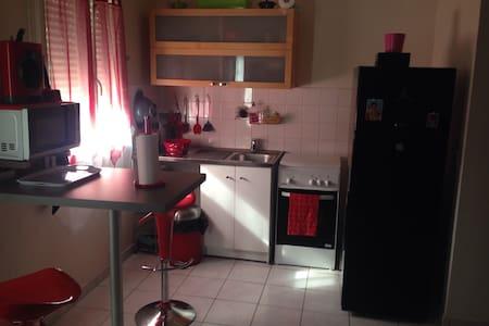 Duplex 70 m2 , 2 pers près CDG - Villiers-le-Bel - Wohnung