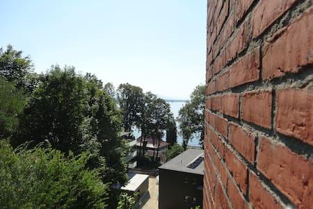 backstein&seesicht/bricks&lakeview - Lochau - Apartament