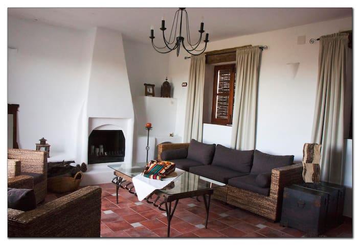 casa rural lancha de los lentejos - Villacarrillo - Dům