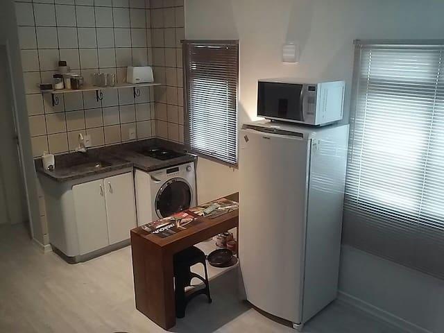 Loft região central Kobrasol - São José  - Apartamento